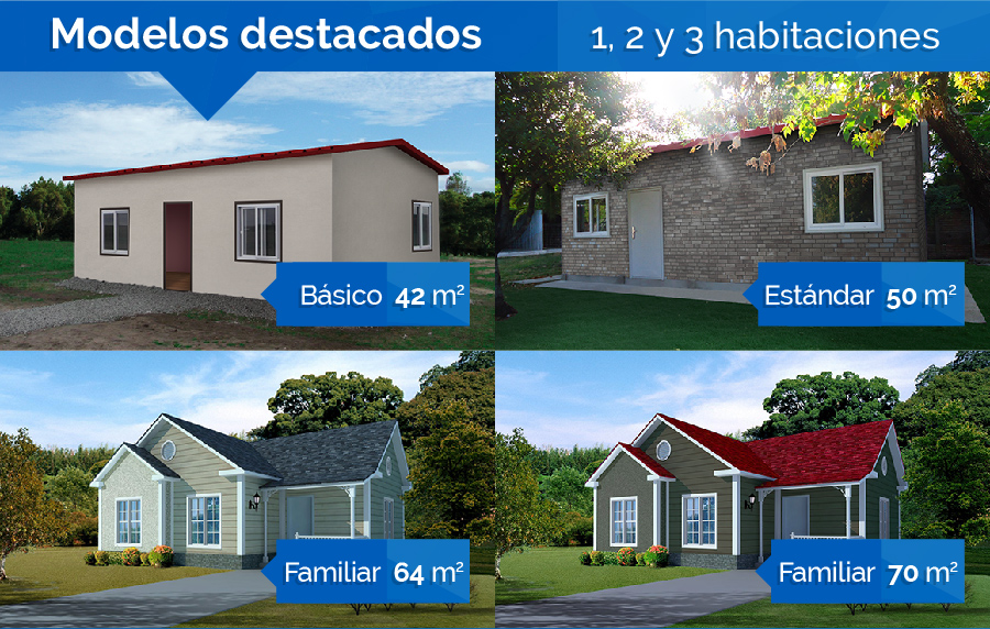 Imagen de las casas - A Mia Casa