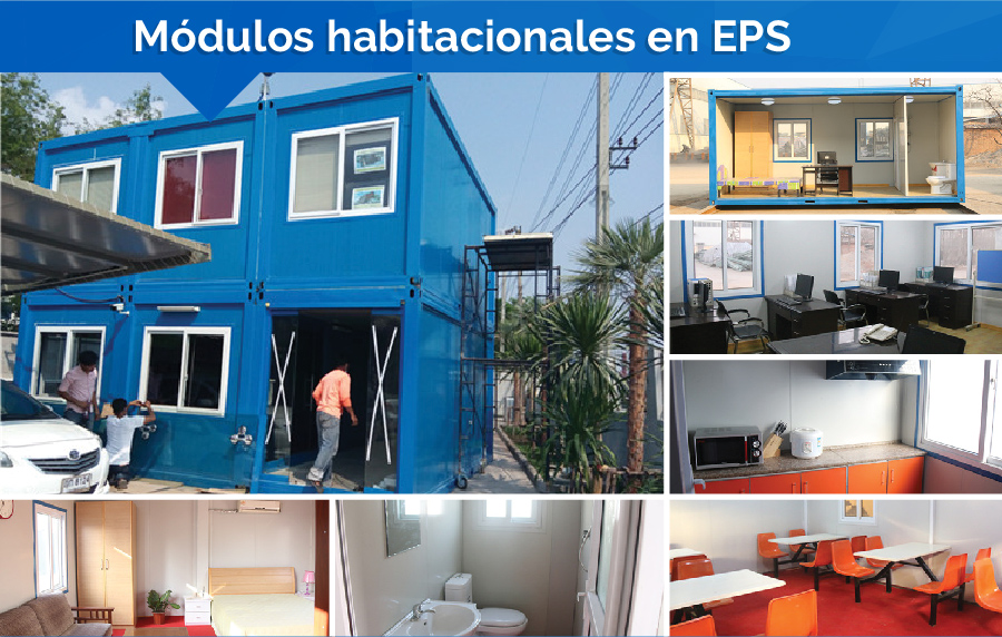 Imagenes de los modulos - A Mia Casa