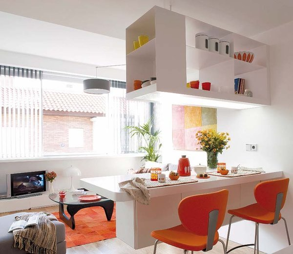 6 razones para vivir en una casa peque a a mia casa for Decoraciones para apartamentos muy pequenos